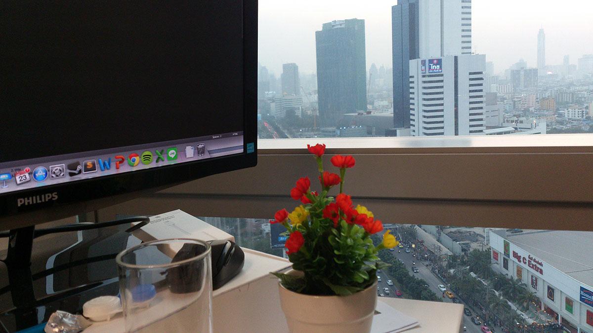 my-desk