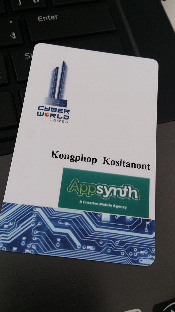 mywork-namecard